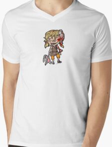 Tiny Tiny Tina Mens V-Neck T-Shirt