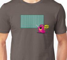 I will not street race Unisex T-Shirt