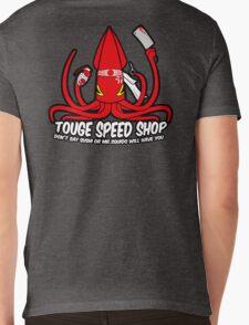 Mr.Squido Mens V-Neck T-Shirt