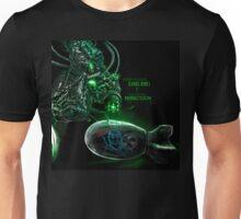 RESISTANCE IS USELESS Unisex T-Shirt