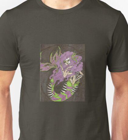 Zombie Mermaid Unisex T-Shirt