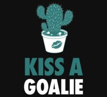 Kiss A Goalie by swiener