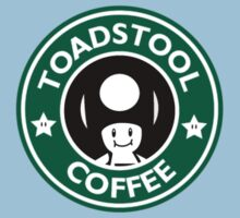 Toadstool Coffee - Traditional  One Piece - Short Sleeve