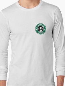 Toadstool Coffee - Traditional  Long Sleeve T-Shirt
