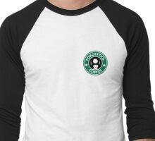 Toadstool Coffee - Traditional  Men's Baseball ¾ T-Shirt