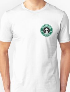 Toadstool Coffee - Traditional  Unisex T-Shirt