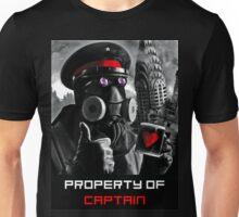 PROPERTY OF CAPTAIN Unisex T-Shirt