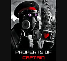 PROPERTY OF CAPTAIN Unisex T-Shirt
