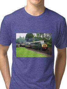 Somerset Hydraulics Tri-blend T-Shirt