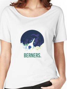 Berners.  Bernese.  Dog. Women's Relaxed Fit T-Shirt
