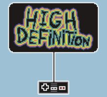 8-BIT HIGH-DEF by micusficus