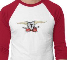 Shield Of Faith Men's Baseball ¾ T-Shirt