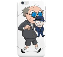 The Ventriloquist makes Scarface dance iPhone Case/Skin