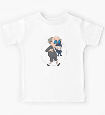 The Ventriloquist makes Scarface dance Kids Tee