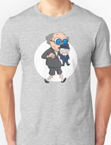 The Ventriloquist makes Scarface dance Unisex T-Shirt
