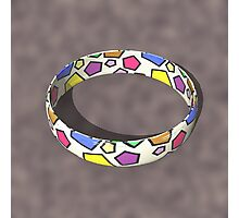 Poly Ring  Photographic Print