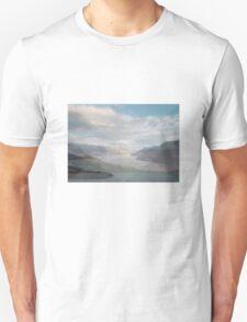 Landscape shot. Unisex T-Shirt