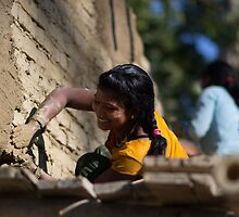Habitat for Humanity - Nepal Build - Building Hope by Labonni