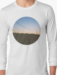 Festival Lights Long Sleeve T-Shirt