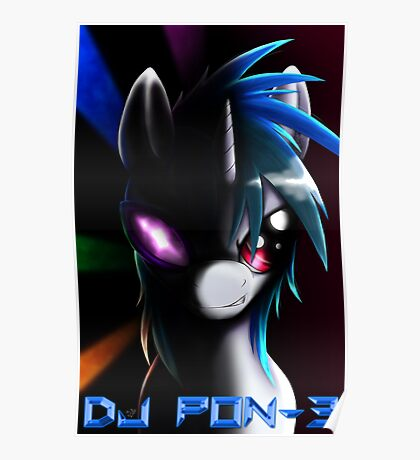 ...DJ by Night Poster