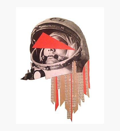 Gagarin Photographic Print