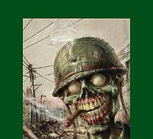 Army Zombie by Cyrilak
