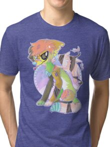 Hurt Pride Showtime Shirt Tri-blend T-Shirt