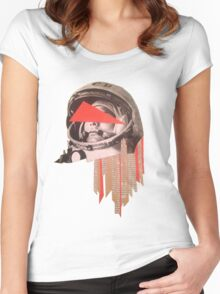 Gagarin Women's Fitted Scoop T-Shirt