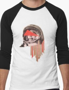Gagarin Men's Baseball ¾ T-Shirt