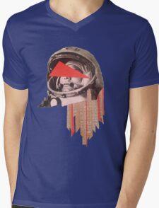 Gagarin Mens V-Neck T-Shirt
