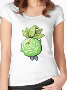 Cabbage, Seed of Hope Women's Fitted Scoop T-Shirt