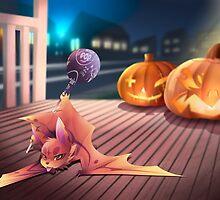 inva'z halloween by rudragon