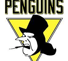 Gotham Penguins  by Pixburgh