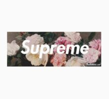 Supreme Floral Logo Box by ianlynch61