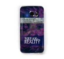 Damage Report Phone Case for Samsung Samsung Galaxy Case/Skin