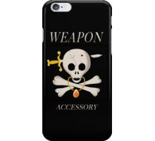 Weapon Accessory - Final Fantasy VII iPhone Case/Skin