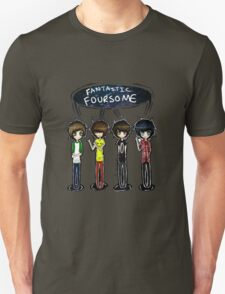 Fantastic Foursome ~ T-Shirt