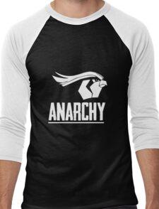Anarchy Men's Baseball ¾ T-Shirt