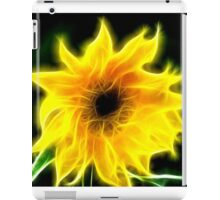 Sun Flower iPad Case/Skin