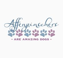 Affepinschers - Are Amazing Dogs by Helen Green