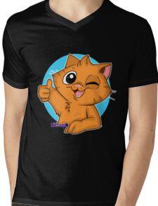 Spritz Mens V-Neck T-Shirt