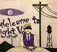 Welcome to Night Vale by Tsukiss