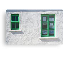 Gweedore Window Metal Print