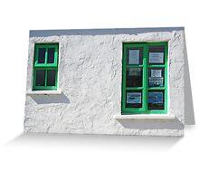 Gweedore Window Greeting Card