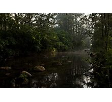 Kangaroo Valley - Peacefull Creek view 01 Photographic Print