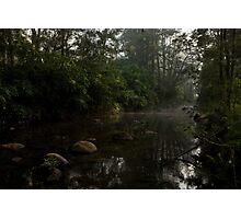 Kangaroo Valley - Peacefull Creek view 01 Photographic Print