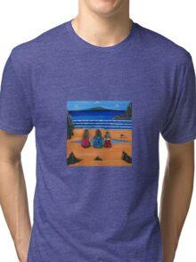 Girl Talk Tri-blend T-Shirt