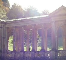 Palladian Bridge by gordonmackay