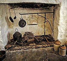 Home Is Where The Hearth Is - Country Kitchen by TonyCrehan