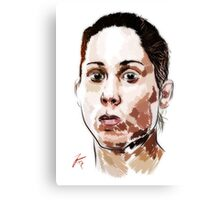 Liz Carmouche Canvas Print